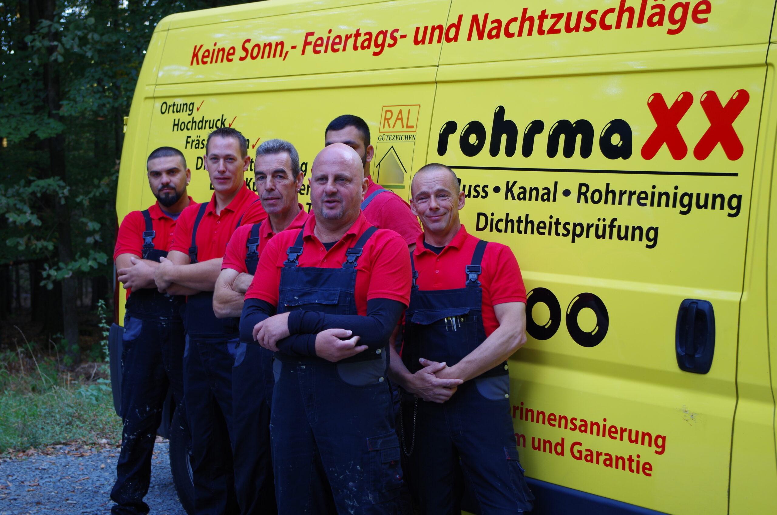 Rohrreinigung Troisdorf
